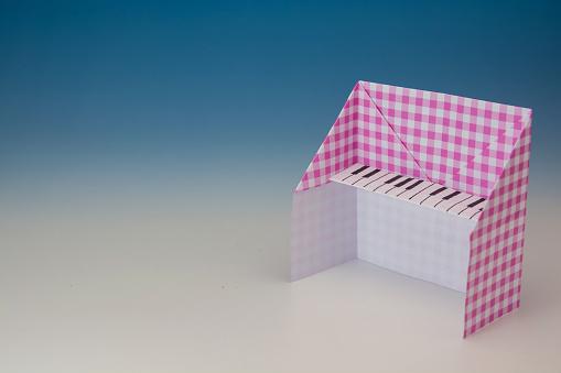 クリスマス 折り紙 折り紙 ピアノ : genki-mama.com