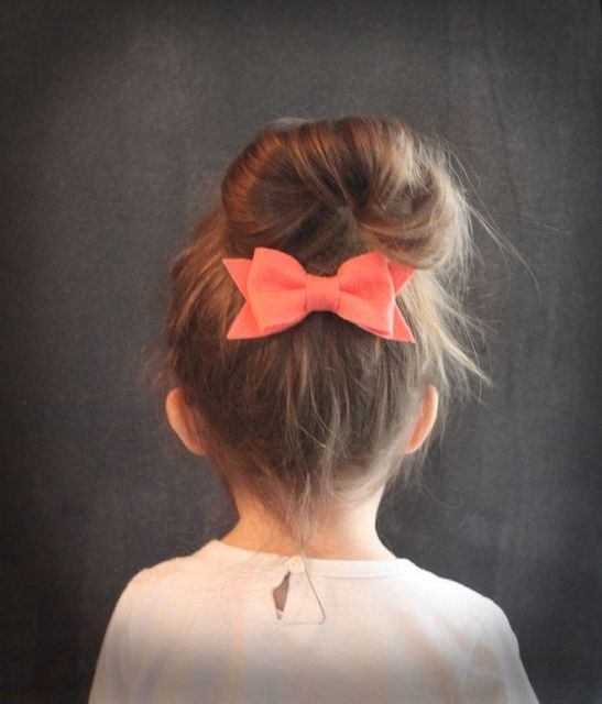 Items similar to Spring bow hair clip set . set of three hair bows . coral, apple and sky blue . little girl hair bow clips . spring fashion . on Etsy (4938)