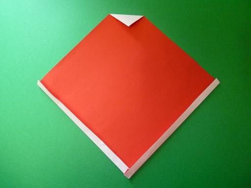 ハート 折り紙:サンタさん 折り紙 折り方-genki-mama.com