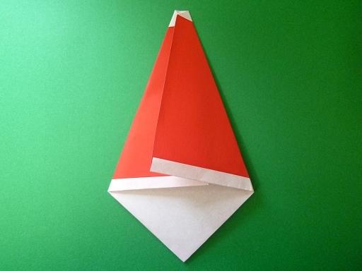 簡単 折り紙 サンタクロース 折り紙 簡単 : genki-mama.com