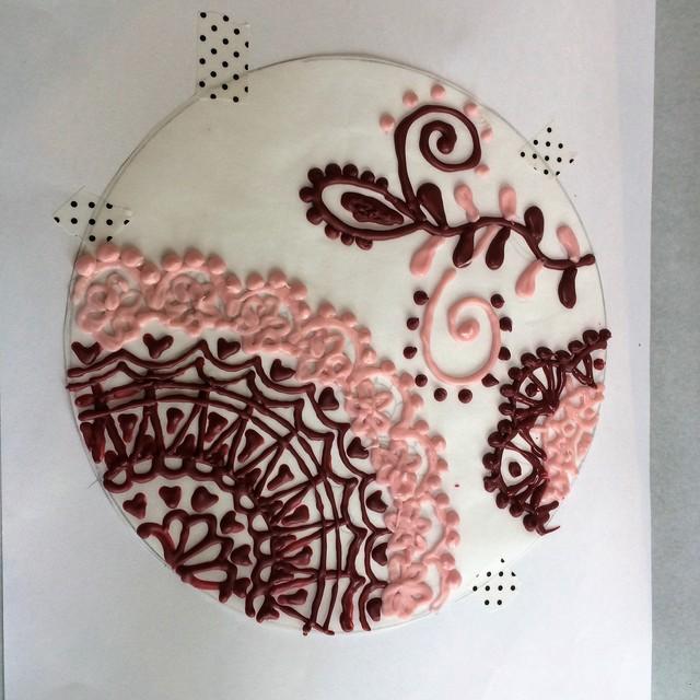 チョコペンで出来ちゃうかんたん可愛い手作りケーキ 元気ママ応援