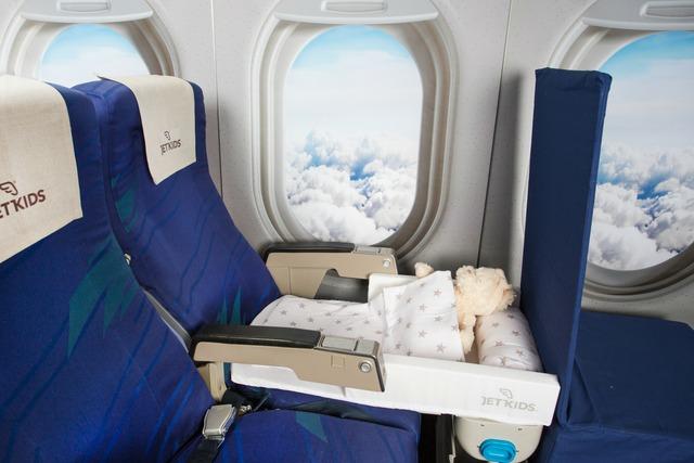 機内で絶対寝かせたい!子連れ旅行の強い味方【bed Box】を手に入れよう 元気ママ応援プロジェクト