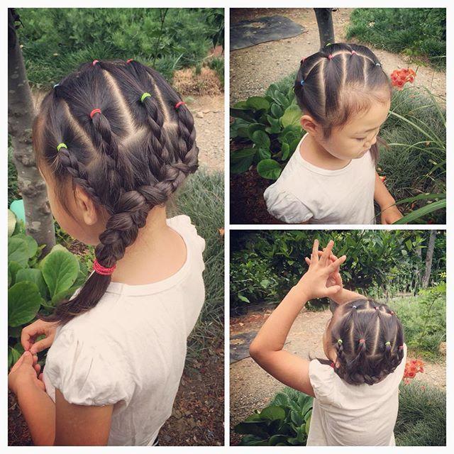 保育園・幼稚園におすすめな髪型