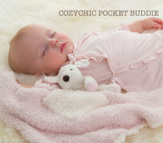Cozy Chic Pocket Buddie (12193)